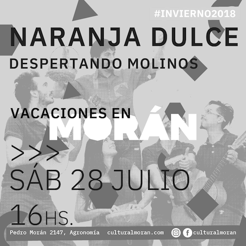 180728_MORA�N - Vacaciones - Naranja Dulce - Redes-Flyer.png