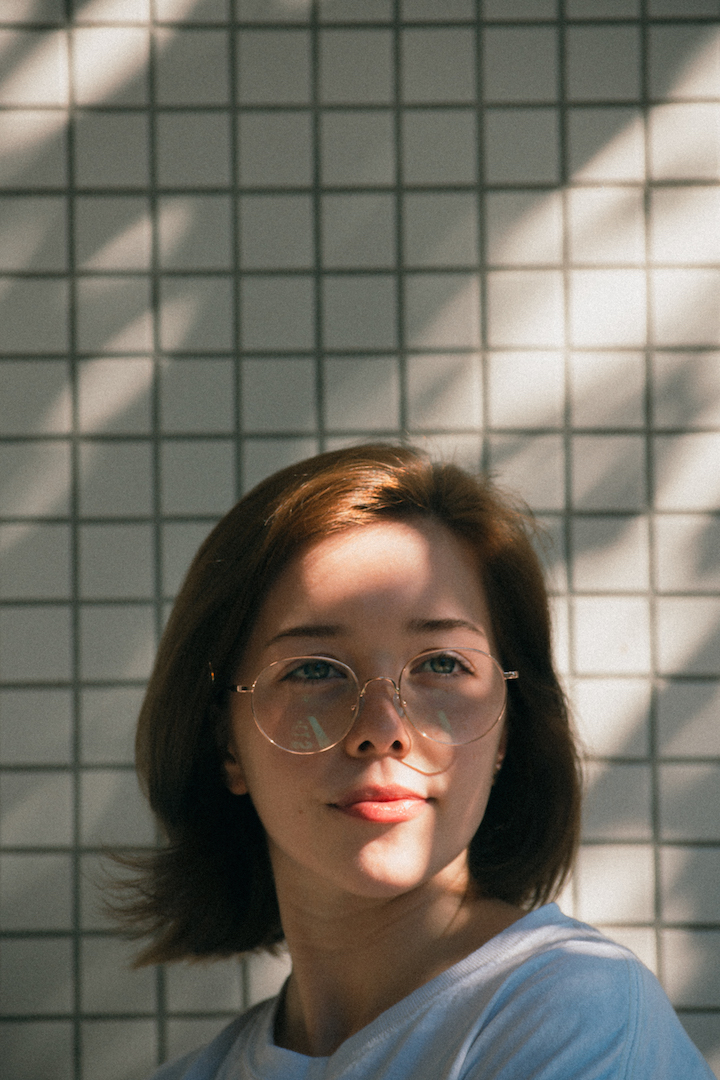 Portrait photoshoot in Omotesando Tokyo