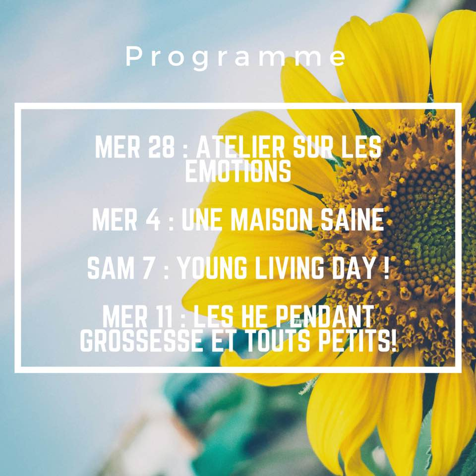 pour rejoindre mon groupe privé facebook  https://www.facebook.com/groups/aromaavecaleksetyoungliving/
