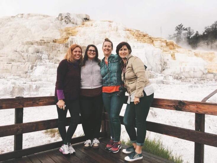 a Yellowstone