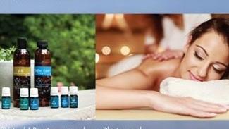La raindrop technique est une méthode de massage aux huiles essentielles élaborée par Young Living