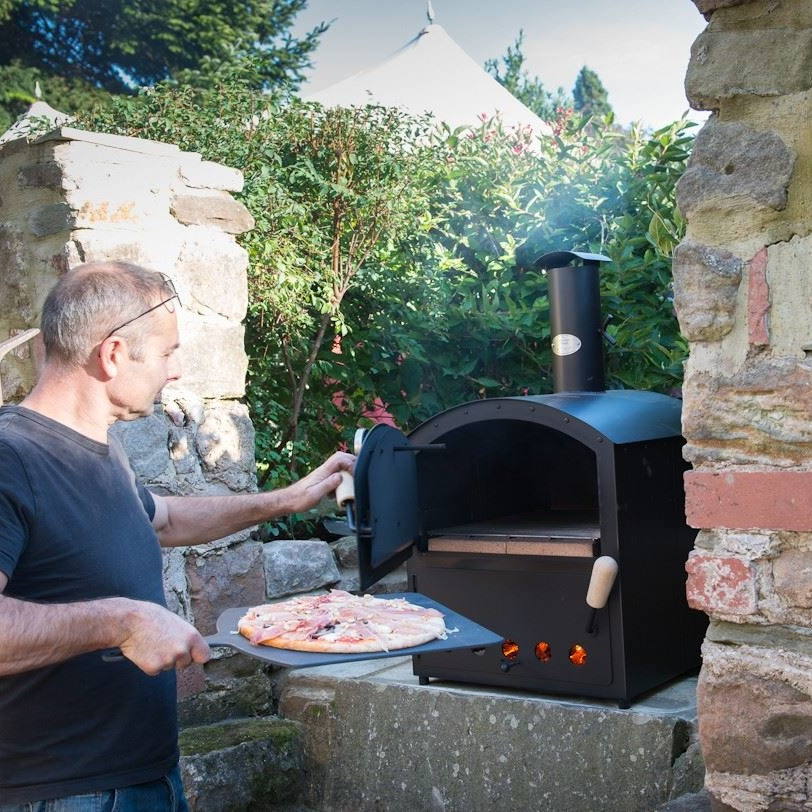 Pizza Oven - If you have a summer visit planned why not hire the pizza oven and have fun making pizzas with the ids and grand kids?