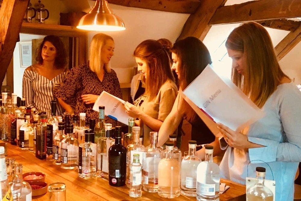 Gin Tasting -