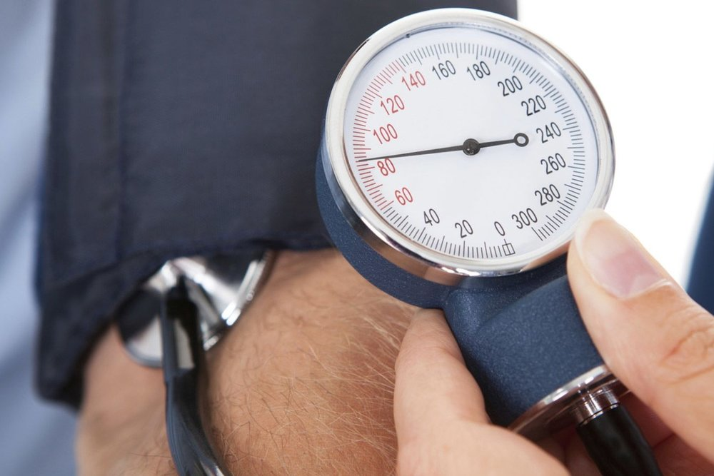 Hypertension, weight gain, gout and restless legs -