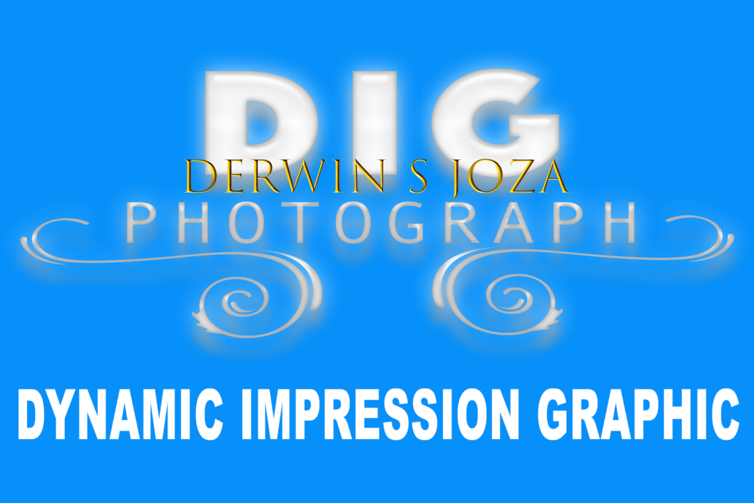 Dynamic Impression Graphic Photography