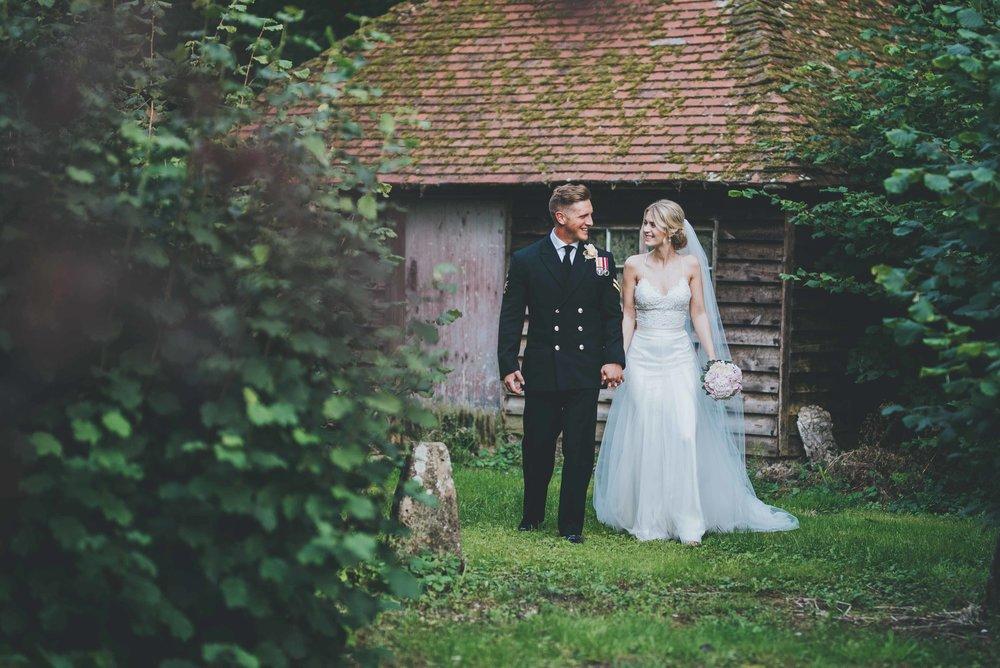 Lucy + Dan - Manor Barn, Salisbury