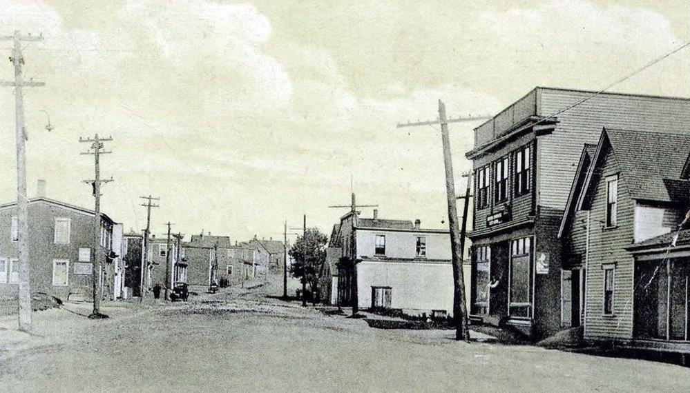 Victoria Road, Whitney Pier