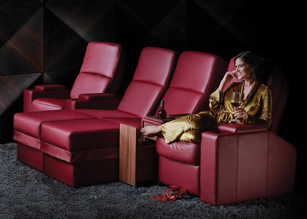 VENICE - Home Theater Seating