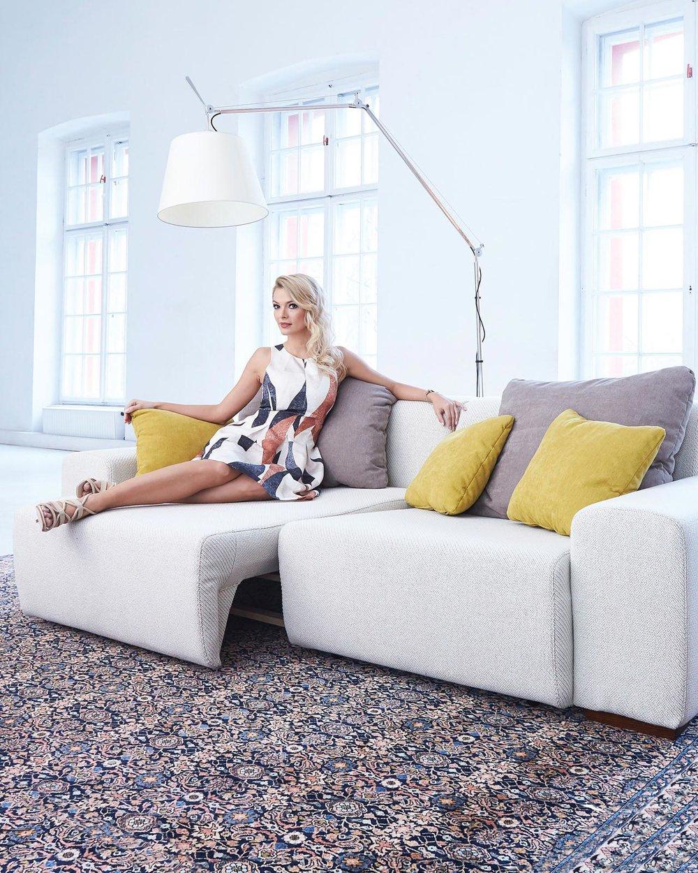 BUDAPEST - Media Room Sofa