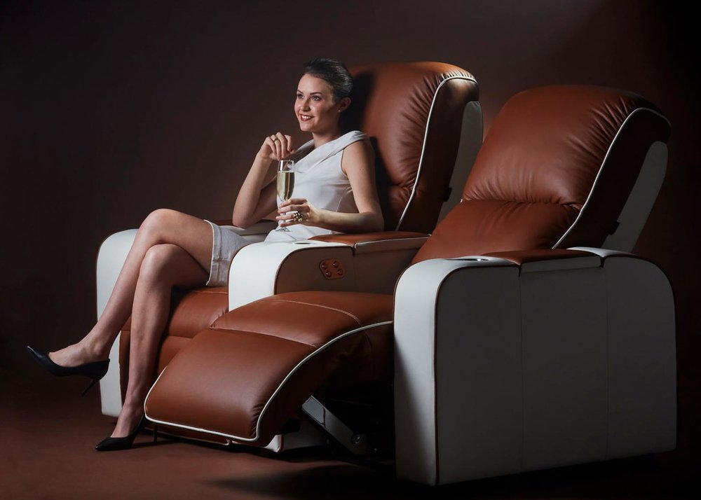 DALLAS - Home Theater Seating