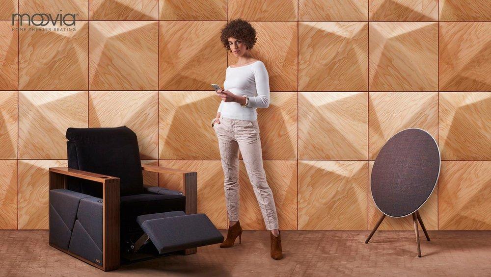 Media Room Chair Copenhagen by moovia®