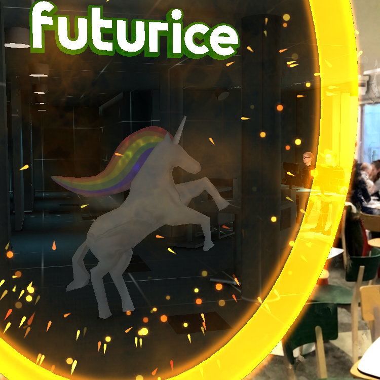 AR Portal Visualisation -