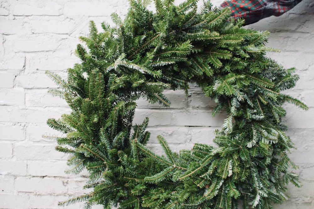 PLAIN JANE WREATH