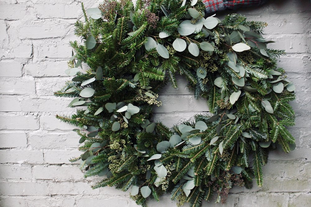 WILD CHILD WREATH
