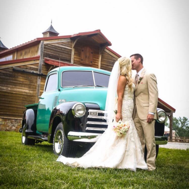 Barn Wedding Old Truck.jpg