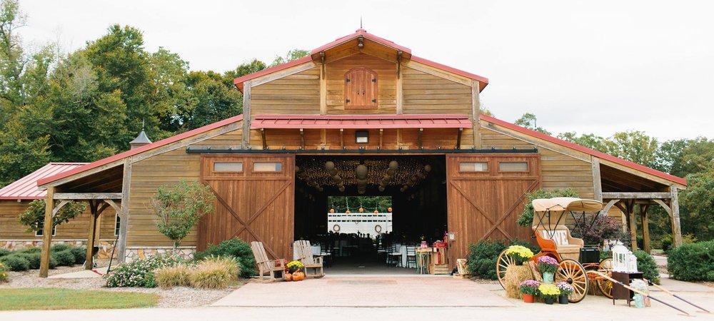 Barn Wedding Front Wagon.jpg
