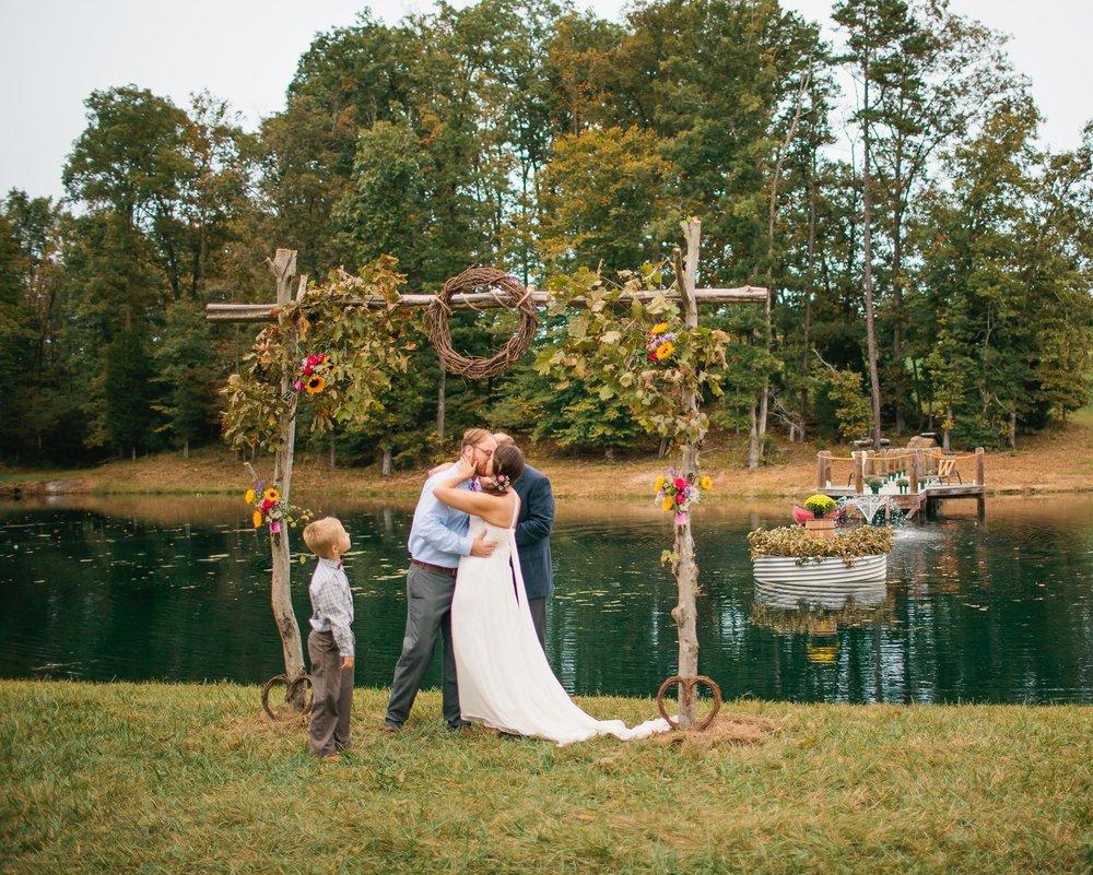 Barn Wedding Arbor & Pond.jpg