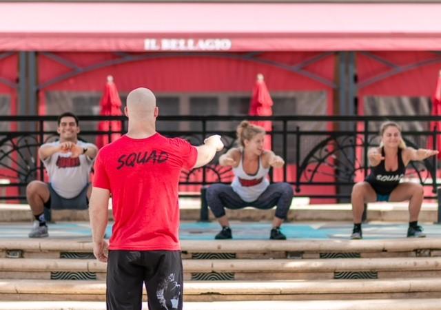 CrossFit Squad @thecrossfitsquad