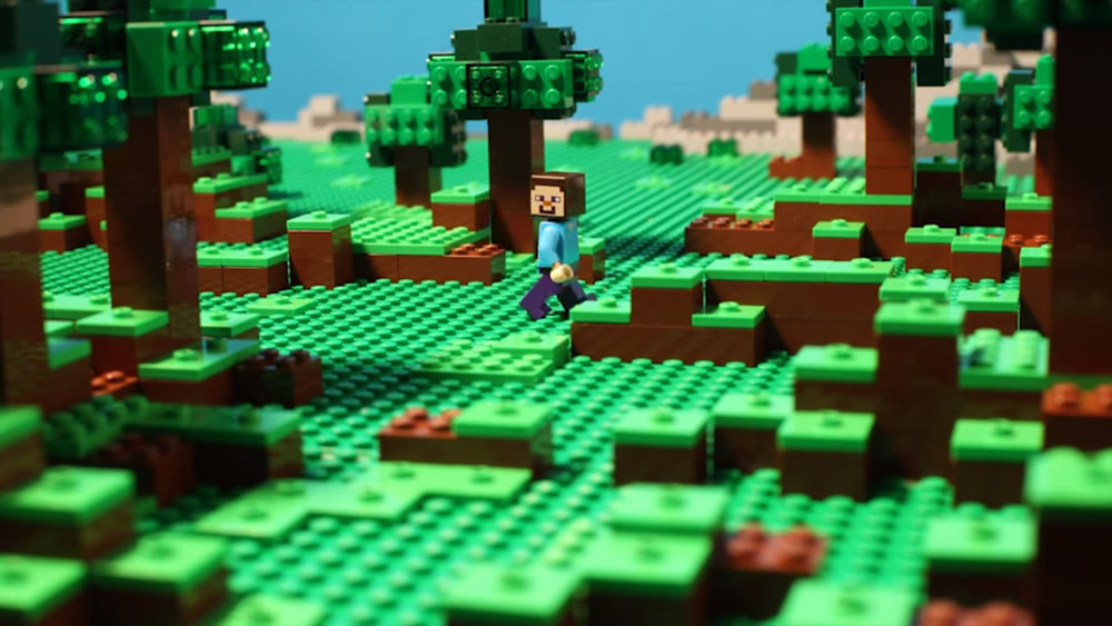 Minecraft - ... is LEGO's best seller franchise. Olibrius has realised, in partnership with Advance (Copenhagen), over 12 web commercials as part of campaigns for new products release. Here is a selection of some of these films.