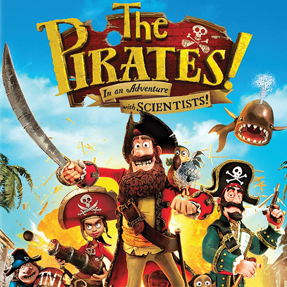 The Pirates - Aardman
