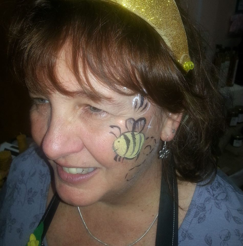 aly face paint and crown.jpg