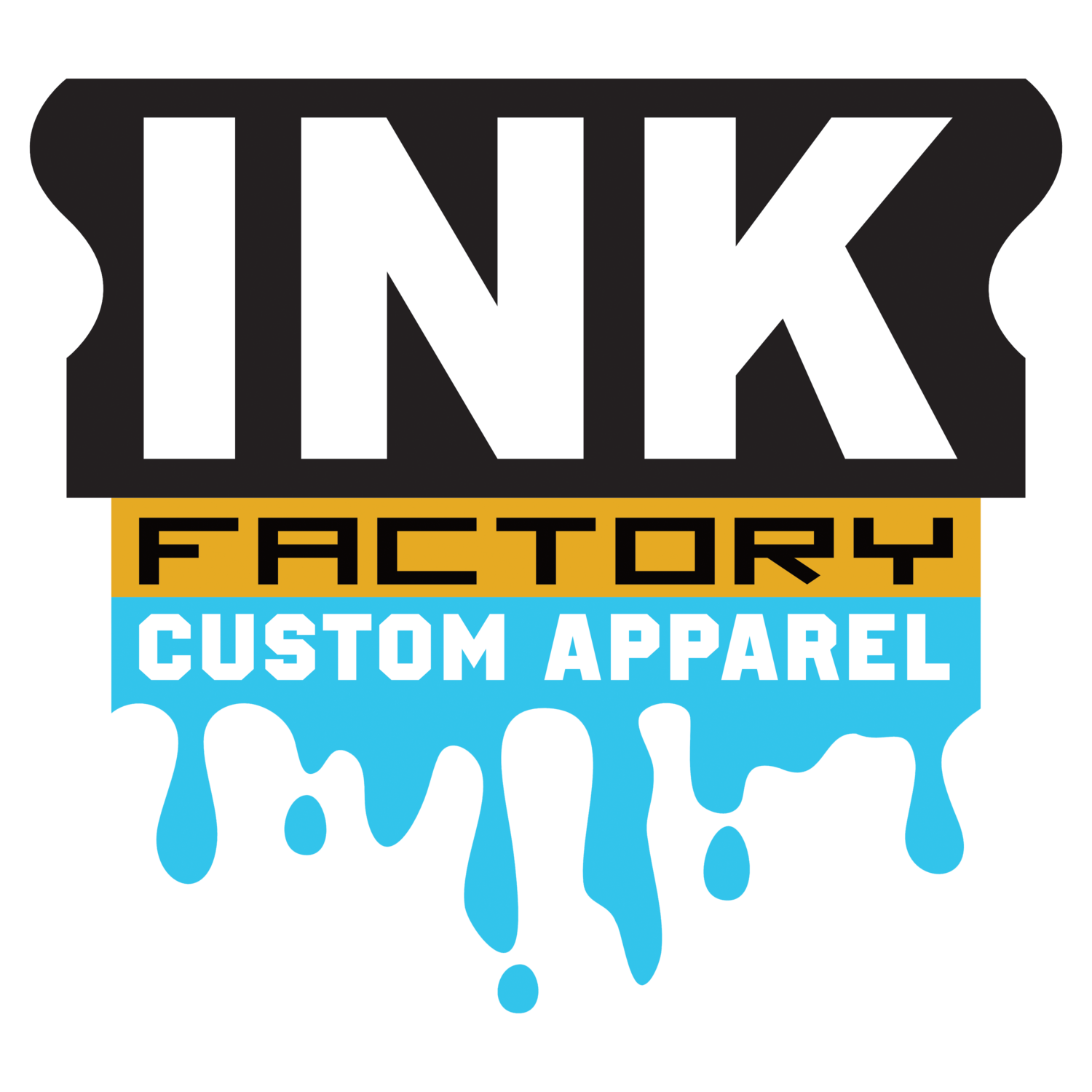 Ink Factory Custom Apparel