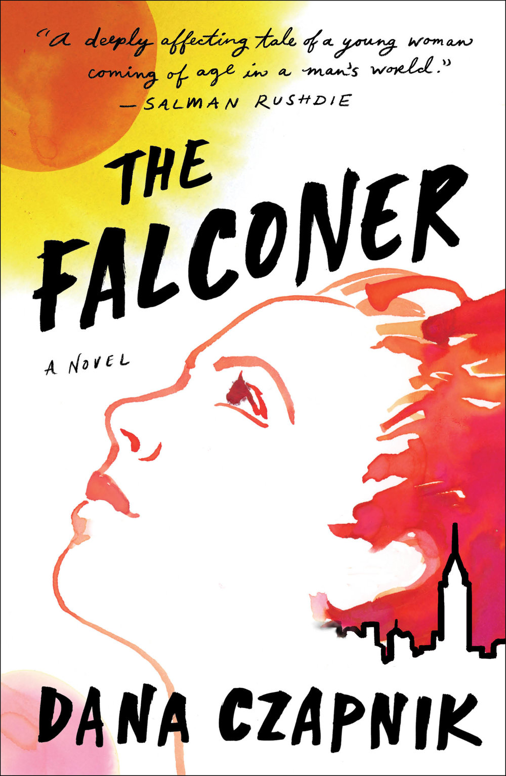 The Falconer Cover.jpg