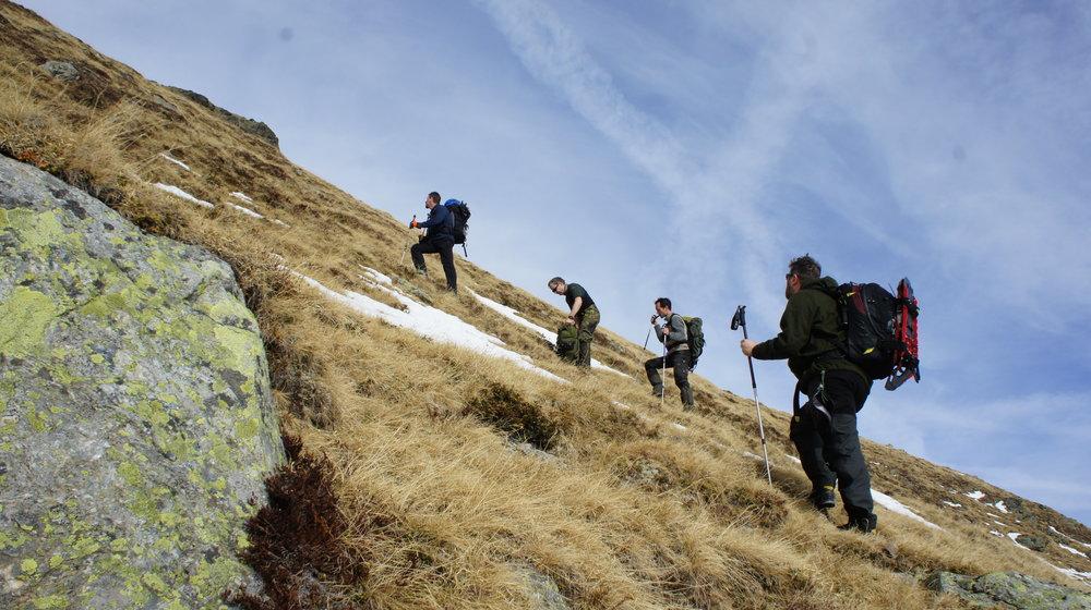 Album: Alpines Sicherheitstraining - Österreich 2016