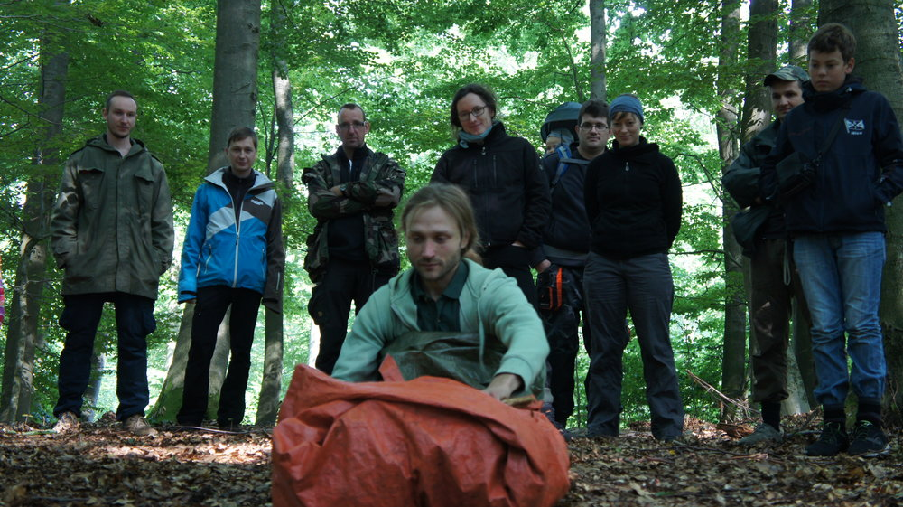 Album: Survival Training Sommer - Mecklenburg 2014