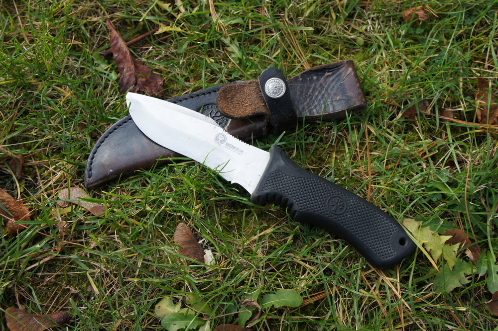 Outdoor messer: BÖker Arbolito Semi skinner