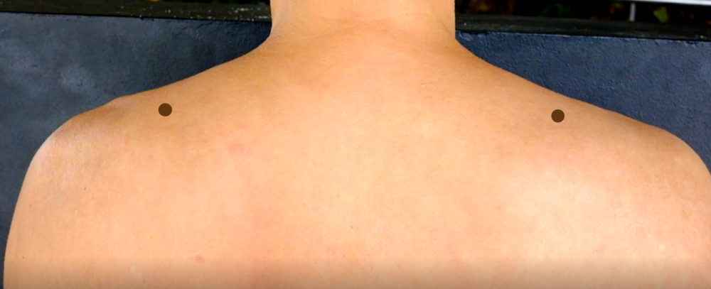 Stiffness from longs hours in front of the computer?  Instant Relief for your Stiff Neck and Shoulders and Headaches