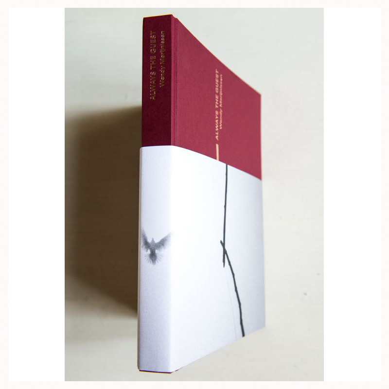 The book -
