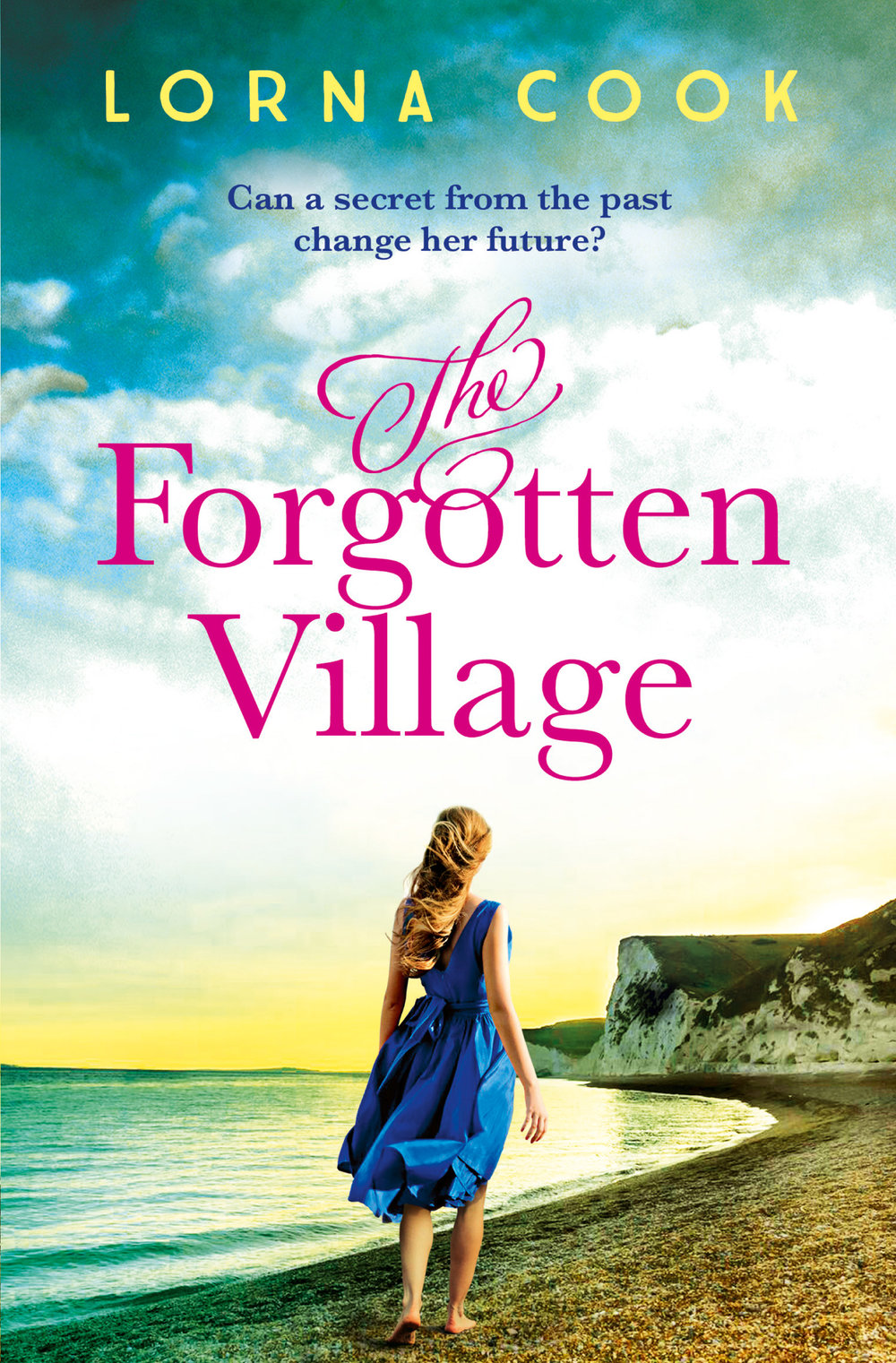 The Forgotten Village - A timeless story of love and sacrifice, perfect for fans of Rachel Hore, Tracy Rees and Kate Morton.'I was so absorbed that I read it in a single day' KATE RIORDAN, author of The Girl in the Photograph'A gripping tale of secrets and love… I loved it' LIZ FENWICK, author of The Cornish House1943: The world is at war, and the villagers of Tyneham are being asked to make one more sacrifice: to give their homes over to the British army. But on the eve of their departure, a terrible act will cause three of them to disappear forever.2018: Melissa had hoped a break on the coast of Dorset would rekindle her stagnant relationship,but despite the idyllic scenery, it's pushing her and Liam to the brink. When Melissa discovers a strange photograph of a woman who once lived in the forgotten local village of Tyneham, she becomes determined to find out more about her story. But Tyneham hides a terrible secret, and Melissa's search for the truth will change her life in ways she never imagined possible.CLICK HERE TO BUY THE FORGOTTEN VILLAGE IN EITHER EBOOK OR PAPERBACKThe Forgotten Village will be released in April 2019 in paperback with:Avon (HarperCollins) in the UKPenguin Verlag in GermanyA.W. Bruna in The NetherlandsAvon (HarperCollins) in Canada & USA, where it will be called The Forgotten Wife.