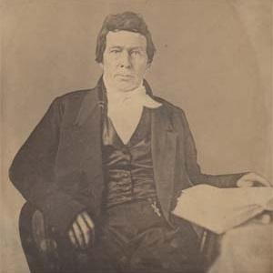Rev. John Black