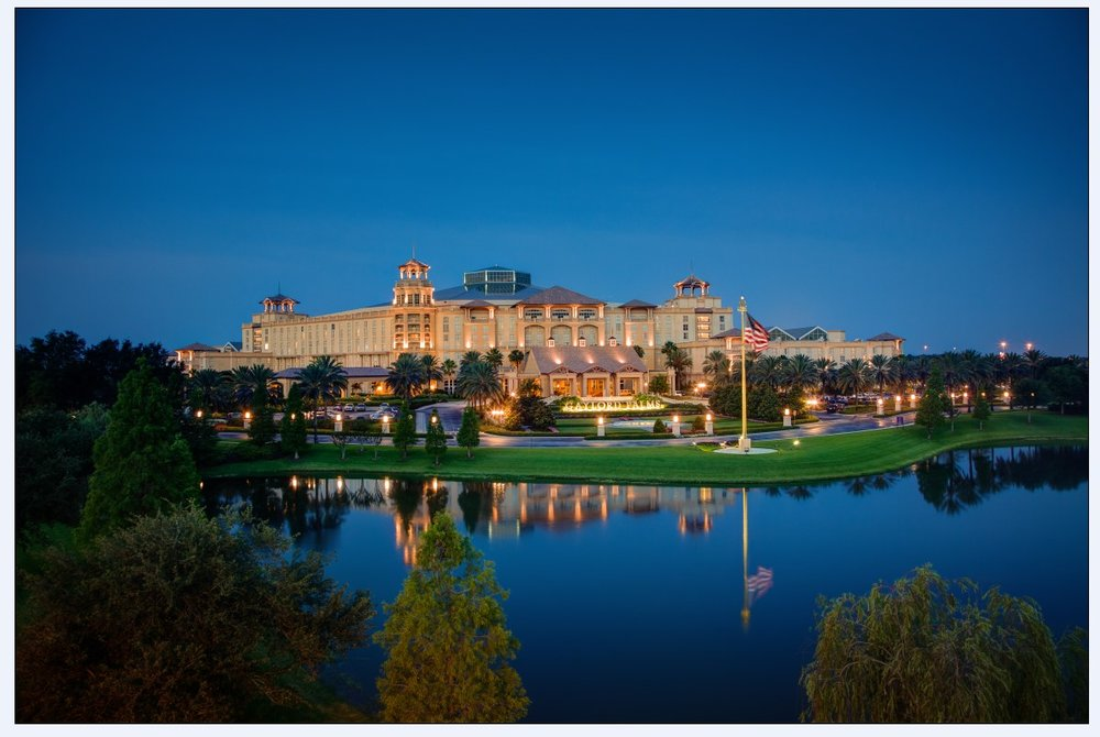 Gaylord Palms Resort & Convention Center - 6000 West Osceola ParkwayKissimmee, Florida 34746(407) 586-0000
