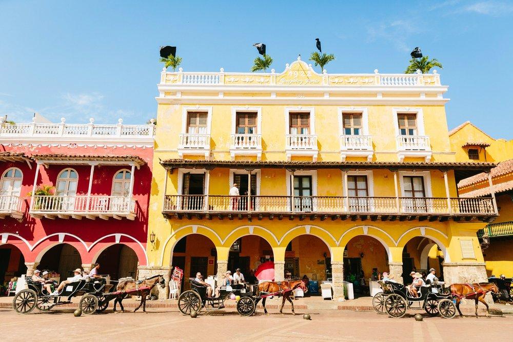 Cartagena colonial old city Boutique Colombia