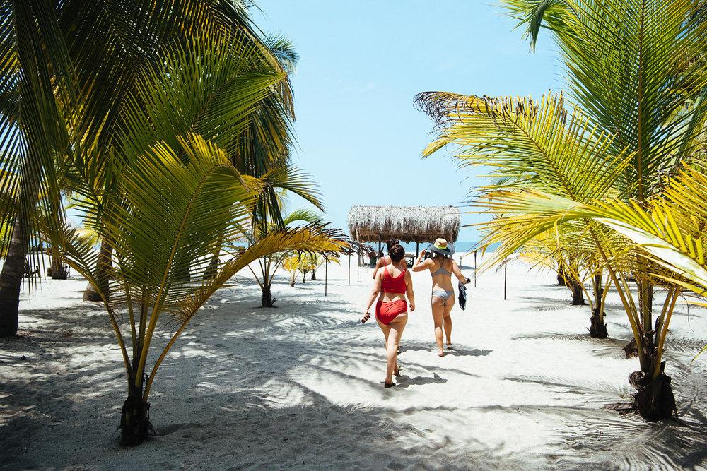 Parque Tayrona Santa Marta beach Boutique Colombia