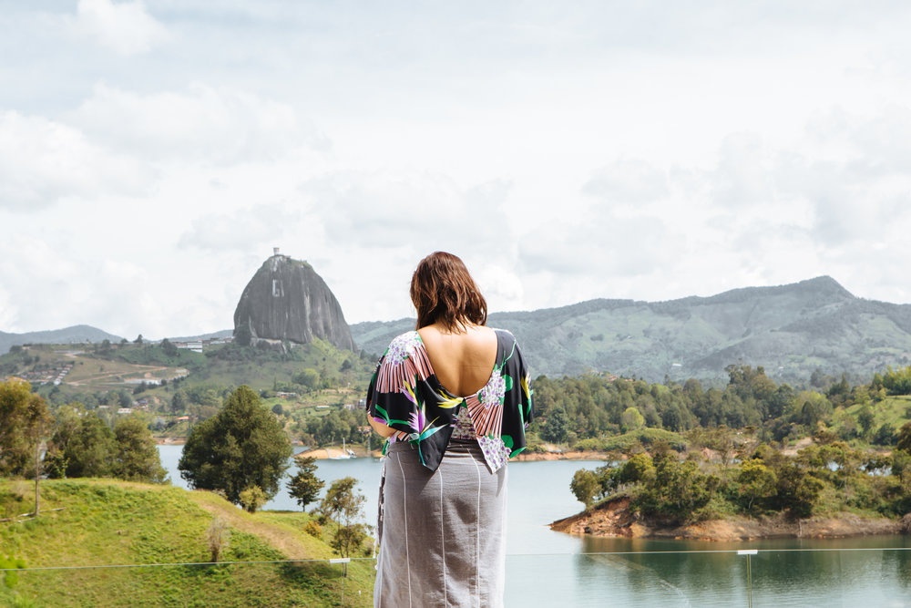 Guatape lake region Boutique Colombia