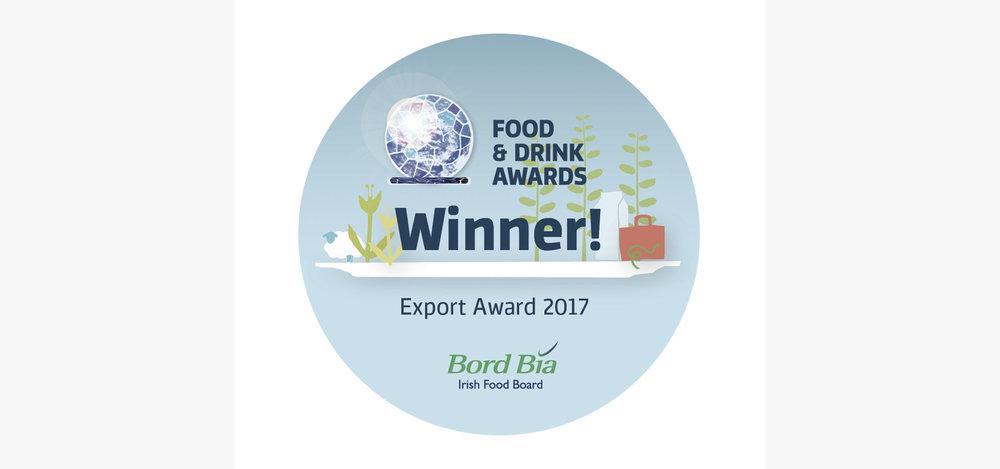 Bord Bia Export Award
