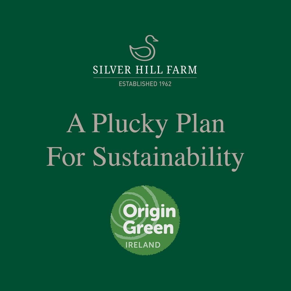 Origin Green - 2013Ireland is the first country in the world to introduce a sustainability program for the food industry. Silver Hill Farm becomes a founding member of Bord Bia's Origin Green Sustainability Scheme.