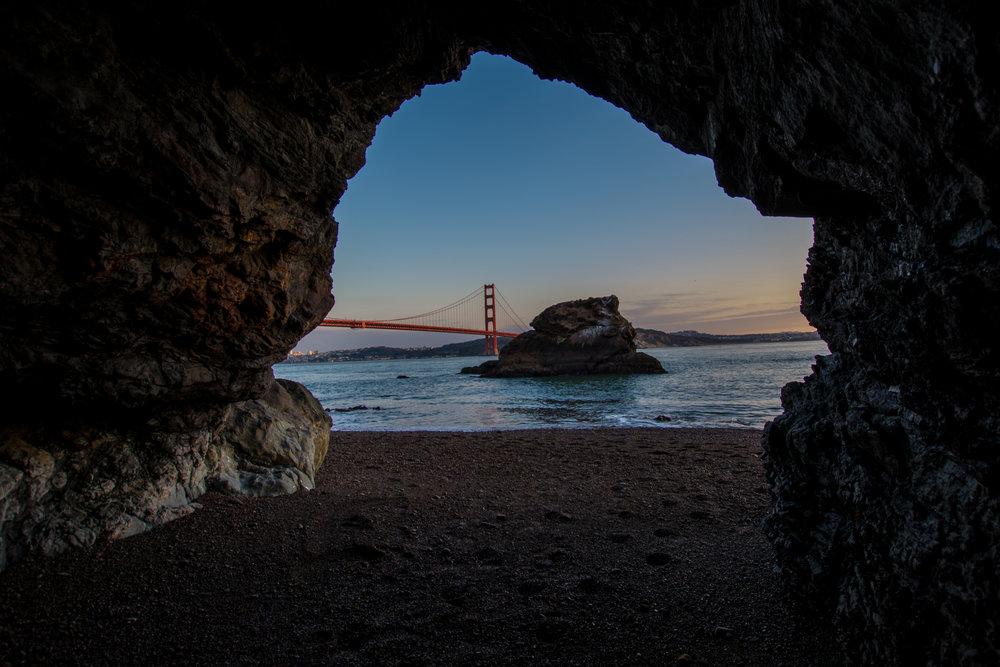 SF Sea Cave