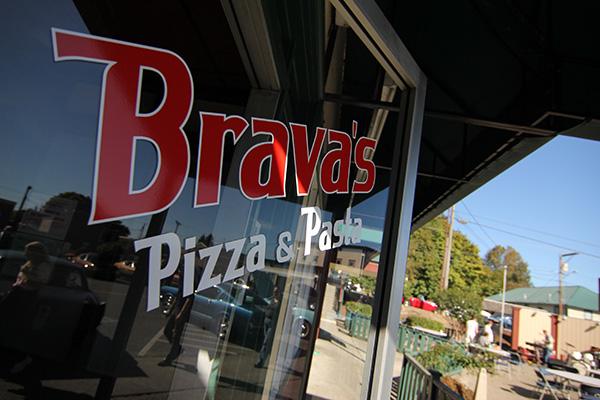 Brava's Front Door