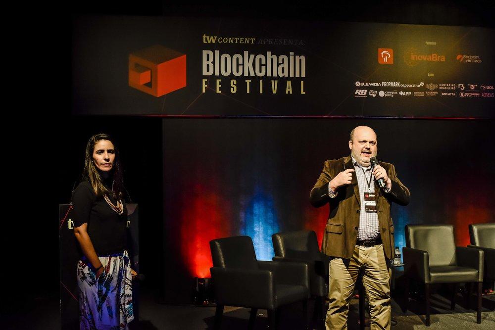 Vanessa Almeida e Gladstone Arantes falam de financiamentos do BNDES em criptomoedas