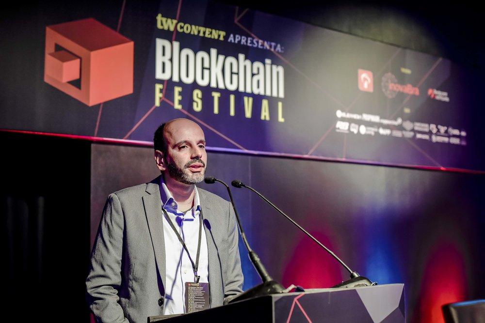 Percival Lucena, da IBM, fala sobre o uso do blockchain na segurança alimentar
