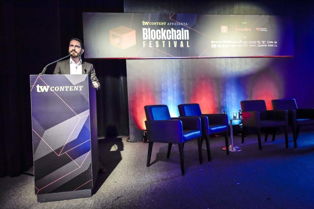 Ronaldo Lemos afirmou que o Brasil pode ter um papel importante no desenvolvimento do blockchain
