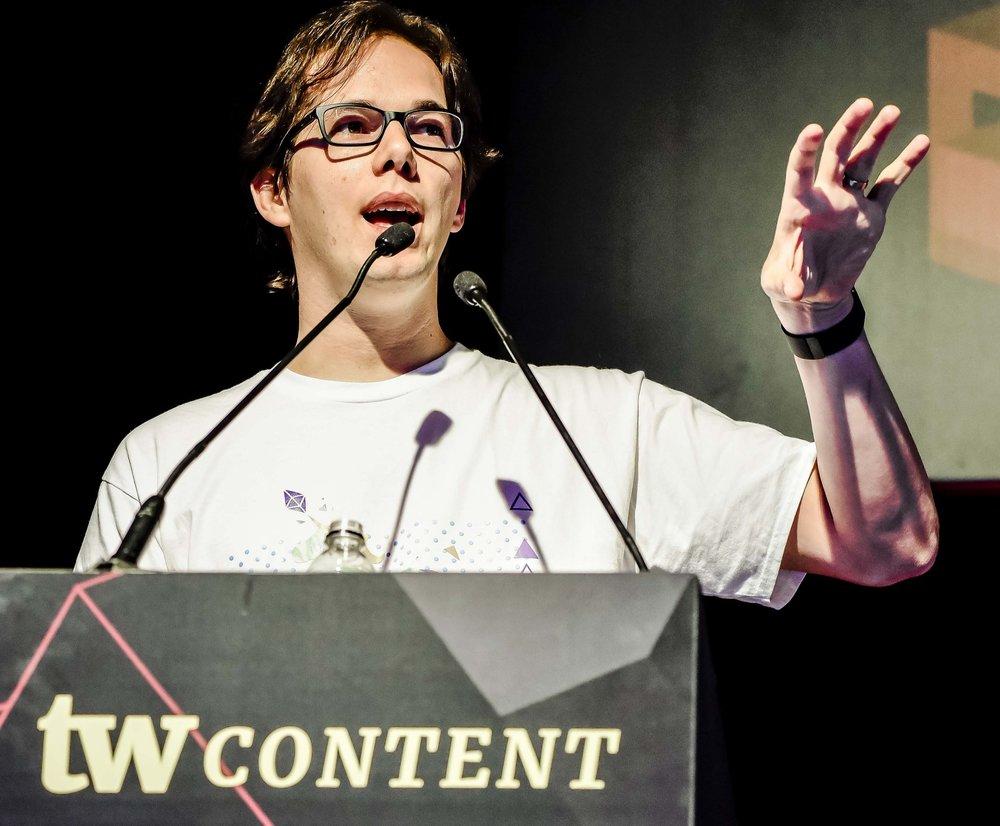 Alexandre Van de Sande, da Ethereum, defende a descentralização da internet