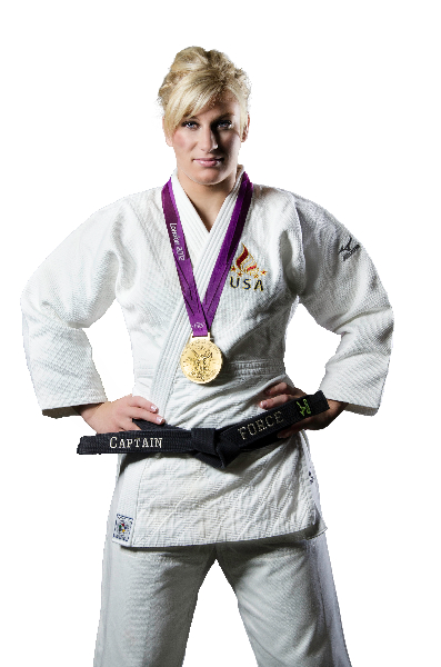 This is my day. This is my purpose. I'm not afraid to WIN! - - Kayla Harrison
