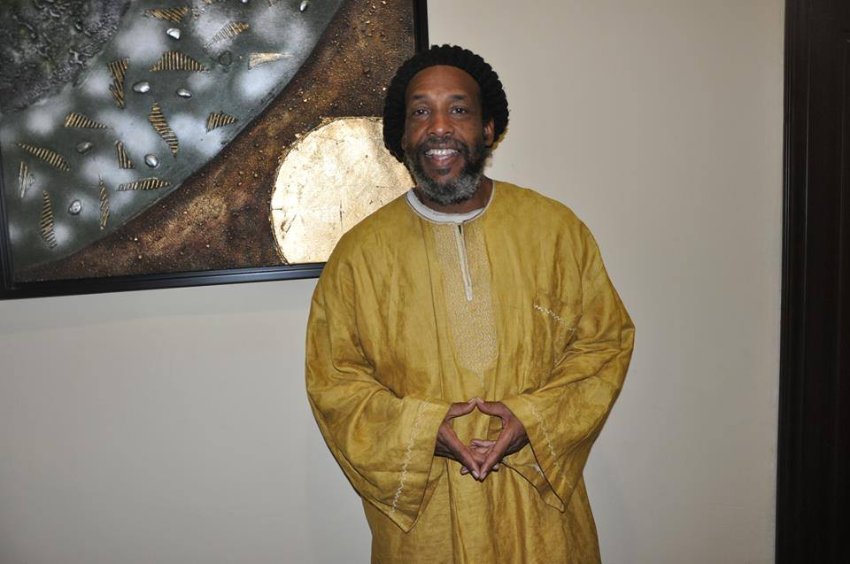 African American teacher and poet Timothy Green relocated from the U.S. to Addis Ababa, Ethiopia almost 11 years ago.