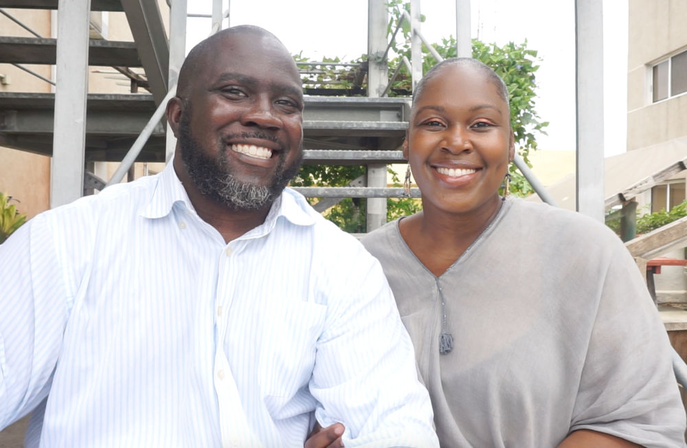After exciting job offers, Terek and Dr. Adrienne accepted positions in Malawi and then Liberia, and moved their family to Africa.