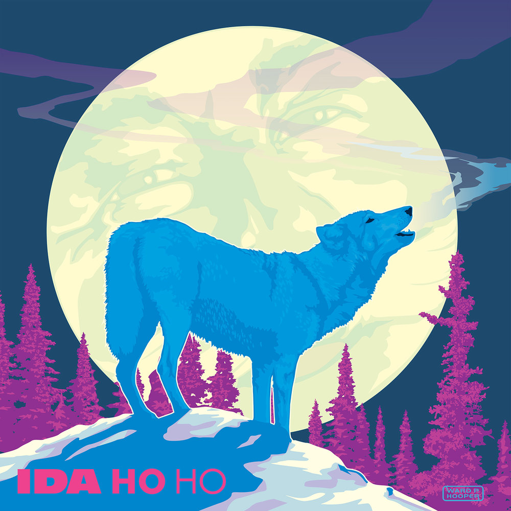 Ida Ho Ho on sale 11/23/18 at  The Record Exchange